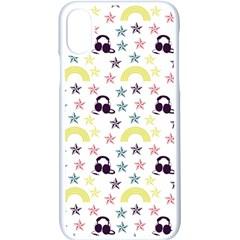 Music Stars Apple Iphone X Seamless Case (white) by snowwhitegirl