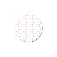 Pink Hats Golf Ball Marker by snowwhitegirl