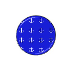 Royal Anchors Hat Clip Ball Marker (4 Pack) by snowwhitegirl