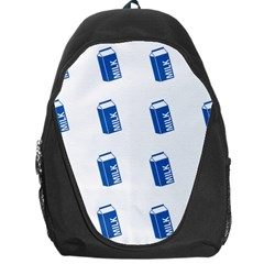 Milk Carton Backpack Bag by snowwhitegirl