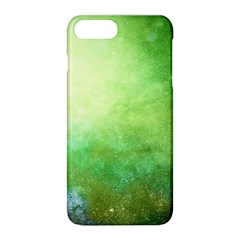 Galaxy Green Apple Iphone 8 Plus Hardshell Case