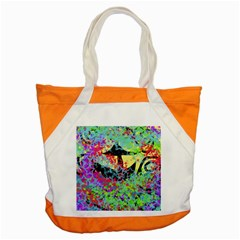 Wow Accent Tote Bag by snowwhitegirl