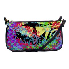 Wow Shoulder Clutch Bags by snowwhitegirl