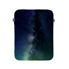 Galaxy Sky Apple Ipad 2/3/4 Protective Soft Cases by snowwhitegirl