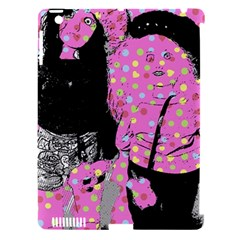 Weird Smile Apple Ipad 3/4 Hardshell Case (compatible With Smart Cover) by snowwhitegirl