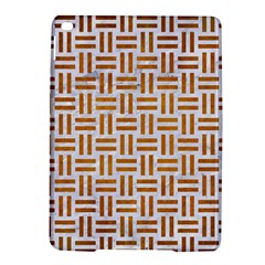 Woven1 White Marble & Yellow Grunge (r) Ipad Air 2 Hardshell Cases by trendistuff