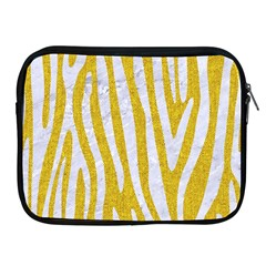 Skin4 White Marble & Yellow Denim (r)skin4 White Marble & Yellow Denim (r) Apple Ipad 2/3/4 Zipper Cases by trendistuff
