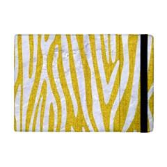 Skin4 White Marble & Yellow Denim (r)skin4 White Marble & Yellow Denim (r) Ipad Mini 2 Flip Cases by trendistuff