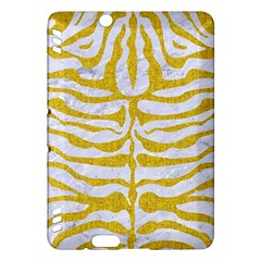 Skin2 White Marble & Yellow Denim (r) Kindle Fire Hdx Hardshell Case by trendistuff