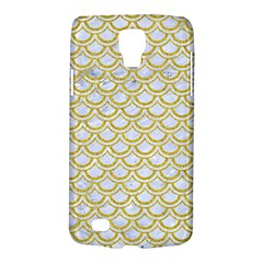 SCALES2 WHITE MARBLE & YELLOW DENIM (R) Galaxy S4 Active