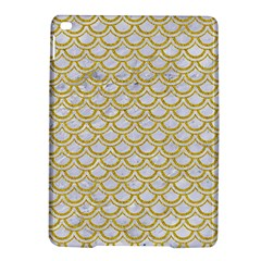 SCALES2 WHITE MARBLE & YELLOW DENIM (R) iPad Air 2 Hardshell Cases