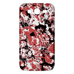 Textured Floral Collage Samsung Galaxy Mega 5 8 I9152 Hardshell Case  by dflcprints