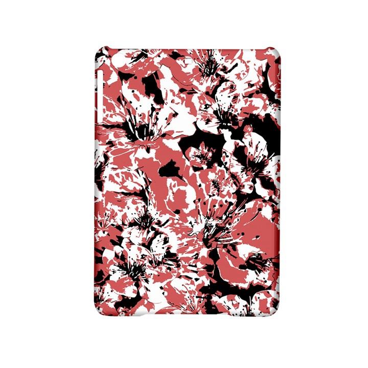 Textured Floral Collage iPad Mini 2 Hardshell Cases