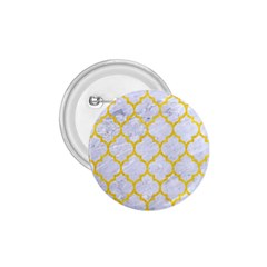 Tile1 White Marble & Yellow Colored Pencil (r) 1 75  Buttons by trendistuff