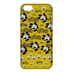 Bikers Out Singing In Spring Time Apple Iphone 5c Hardshell Case by pepitasart