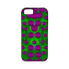 The Pixies Dance On Green In Peace Apple Iphone 5 Classic Hardshell Case (pc+silicone) by pepitasart