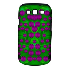 The Pixies Dance On Green In Peace Samsung Galaxy S Iii Classic Hardshell Case (pc+silicone) by pepitasart