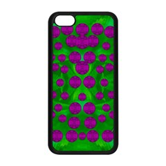The Pixies Dance On Green In Peace Apple Iphone 5c Seamless Case (black) by pepitasart