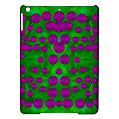 The Pixies Dance On Green In Peace Ipad Air Hardshell Cases by pepitasart