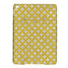 Circles3 White Marble & Yellow Colored Pencil (r) Ipad Air 2 Hardshell Cases by trendistuff