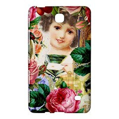 Little Girl Victorian Collage Samsung Galaxy Tab 4 (7 ) Hardshell Case  by snowwhitegirl