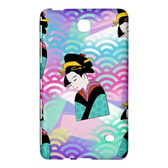 Japanese Abstract Samsung Galaxy Tab 4 (7 ) Hardshell Case  by snowwhitegirl