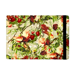 Fruit Blossom Beige Apple Ipad Mini Flip Case by snowwhitegirl