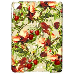 Fruit Blossom Beige Apple Ipad Pro 9 7   Hardshell Case by snowwhitegirl