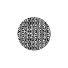 Dark Camo Style Design Golf Ball Marker (10 Pack) by dflcprints
