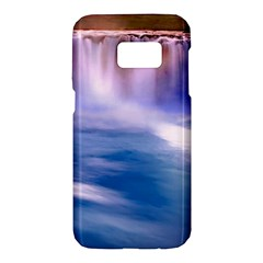 Waterfall Samsung Galaxy S7 Hardshell Case