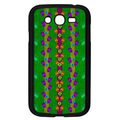 Roses Climbing To The Sun With Grace And Honor Samsung Galaxy Grand Duos I9082 Case (black) by pepitasart