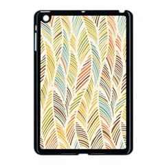 Decorative  Seamless Pattern Apple Ipad Mini Case (black) by TastefulDesigns