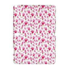 Watercolor Spring Flowers Pattern Galaxy Note 1 by TastefulDesigns