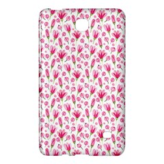 Watercolor Spring Flowers Pattern Samsung Galaxy Tab 4 (8 ) Hardshell Case  by TastefulDesigns