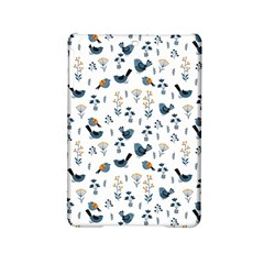 Spring Flowers And Birds Pattern Ipad Mini 2 Hardshell Cases