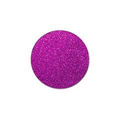 Pink  Glitter Golf Ball Marker (10 Pack) by snowwhitegirl