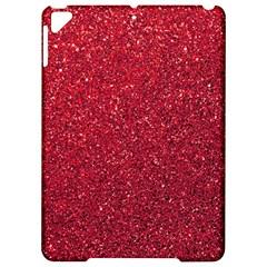 Red  Glitter Apple Ipad Pro 9 7   Hardshell Case by snowwhitegirl