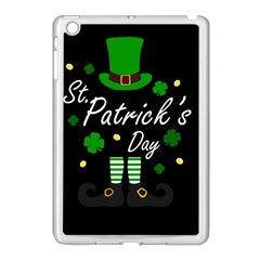 St Patricks Leprechaun Apple Ipad Mini Case (white)