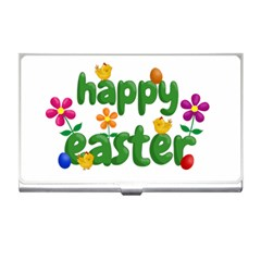 Happy Easter Business Card Holders by Valentinaart