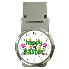 Happy Easter Money Clip Watches by Valentinaart