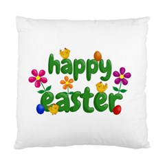 Happy Easter Standard Cushion Case (two Sides)