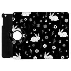Easter Bunny  Apple Ipad Mini Flip 360 Case by Valentinaart