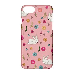 Easter Bunny  Apple Iphone 8 Hardshell Case by Valentinaart