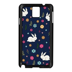 Easter Bunny  Samsung Galaxy Note 3 N9005 Case (black)