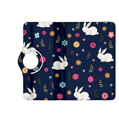 Easter Bunny  Kindle Fire Hdx 8 9  Flip 360 Case by Valentinaart