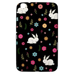 Easter Bunny  Samsung Galaxy Tab 3 (8 ) T3100 Hardshell Case  by Valentinaart