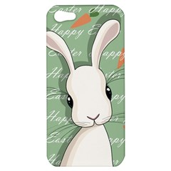 Easter Bunny  Apple Iphone 5 Hardshell Case