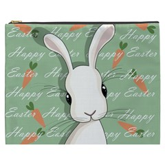 Easter Bunny  Cosmetic Bag (xxxl)