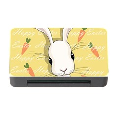 Easter Bunny  Memory Card Reader With Cf by Valentinaart