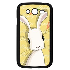 Easter Bunny  Samsung Galaxy Grand Duos I9082 Case (black) by Valentinaart